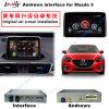 Автоматический навигатор Andriodgps мультимедиа подъема 1080P для (14-16) Mazda3