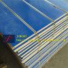 MDF van de Melamine van Slatwall Materiaal met het Profiel van het Tussenvoegsel van het Aluminium