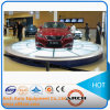 Revolving automatico Platform Car Turntable in Exhibition