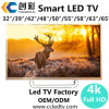 China Atacado TV 32 / 39 / 42 / 48 / 50 / 55 / 58 / 63 / 65 polegadas LCD / LED Smart TV Full HD LCD / LED TV como visto TV