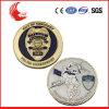 Pièce de monnaie d'enjeu d'usine avec le logo fait sur commande