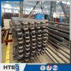 Échangeur de chaleur à haute fréquence de tube à ailettes de spirale de soudure de constructeur de la Chine
