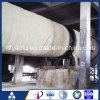 Máquina durável do secador de cilindro giratório da areia do consumo de mais baixa energia
