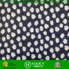 Gänseblümchen gedrucktes Polyester-Chiffon- Gewebe für Kleid oder Hemd der Frauen