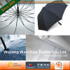 Silbernes Coated High Waterproof Fabric für Umbrellas