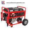 Neues Electric Power Small Portable Gasoline Generator 5kw