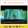 Mur visuel d'intérieur de haute résolution de LED Digital