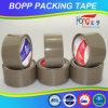 De bruine Band van de Verpakking BOPP