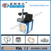 30W de Laser die van de vezel Machine met Roterend Systeem om Te snijden merken