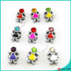 Kids (SC126041906)のための多彩なStone Enamel Boys Girls Slide Charms