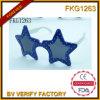 Lunettes de soleil simples d'armature de forme d'étoile pour les enfants (FKG1263)