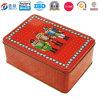 Caixa feita sob encomenda Jy-Wd-2015112525 da lata do presente dos fabricantes da caixa de presente