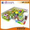 Do parque novo do divertimento das crianças do projeto de Vasia campo de jogos 2015 internos