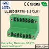 Pluggable разъем терминальных блоков Ll2edgrtm-3.5/3.81