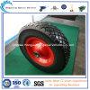 16 인치 4.80/4.00-8 유럽 기준 단단한 편평한 자유로운 PU 거품 바퀴
