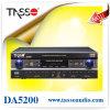 Sistema do amplificador de potência do karaoke (DA5200)