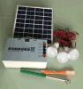 sistema de iluminação 6W solar pequeno