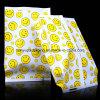 Bolsa de papel impresa aduana inferior sostenida de la categoría alimenticia