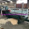 2 Schaufeln 22 der Wellen-8 verwendete HP-dieselbetriebene hölzerne Rasiermaschine für Huhn-Bettwäsche (500KG/Hour)