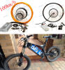 72 kit del motor del eje de voltio 3000W para la bicicleta eléctrica