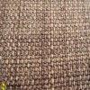 Poliéster 100% Flock Linen para o sofá Upholstery Fabric Curtain Fabric