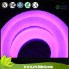 Mini indicatore luminoso flessibile al neon di colore rosa 10*24mm 24V LED