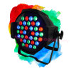 De Disco 36*3W RGBW PAR Light van RGBWA LED PAR Light DMX