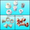 Remache de cerámica del alúmina del 95% (anillos de cerámica Grooved, remache de cerámica ensanchado)