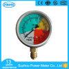 60mm 2.5 Zoll-Flüssigkeit gefüllter Druckanzeiger