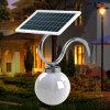 Lumière solaire de jardin de DEL avec le contrôle intelligent