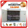 Vollkommenes Galvanized von Poultry Egg Incubator Equipment (VA-2640)
