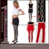 Belle Madame Leggings (TC006) de jeans d'impression de filles de pantalon de fleur de femme