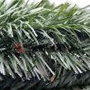 녹색 인공적인 플라스틱 잎 플랜트 담