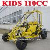 De jonge geitjes Elektrische 110cc gaan Karren