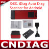 100% X431 initial Idiag Auto Diag Scanner pour Android/IOS
