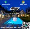 Lámpara de pared solar ahorro de energía impermeable IP65 para usar al aire libre