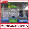 O melhor PVC Indoor Inflatable Bouncer Castle de Sell Cheap 0.55mm (J-BC-033)