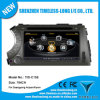 S100 Car Radio para SSANGYONG ACTYON 2012 con el GPS, Phonebook, función de DVR, BT, 3-Zone POP, copia de fichero