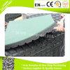 Color de espesor puede ser modificado para requisitos particulares con EPDM Negro de gránulos de caucho Suelos de juegos infantil