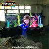Indicador grande para o casamento e a parede média do vídeo da tela do diodo emissor de luz