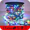 Luces al aire libre de la cadena de la Navidad del LED para las decoraciones del árbol