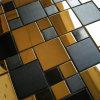Mosaico del acero inoxidable