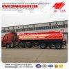 2017 de Nieuwe Semi Aanhangwagen van de Tanker van de Capaciteit van 20cbm Zure