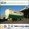 3 차축 40 Cbm 수용량, V 유형, 대량 시멘트 유조선 반 트레일러