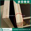 la película 18m m negra de 15m m hizo frente a la madera contrachapada para la construcción