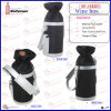 Gamuza sintética sola botella de vino bolsa (4582R3)