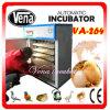Incubadora aprobada del huevo del pato de Automaitc del CE completamente