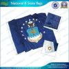 Indicateur de pays d'état de polyester de décoration (B-NF05F03104)