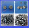 Het maagdelijke Materiële Carbide Met platte kop van het Wolfram van de Knoop van de Mijnbouw