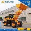 Rad-Ladevorrichtung 650 der Vorderseite-Zl50 chinesische 5ton für Verkauf